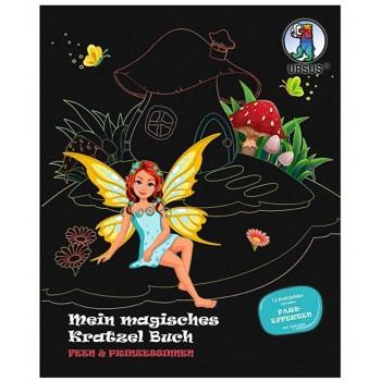 Kratzel Buch, Feen und...