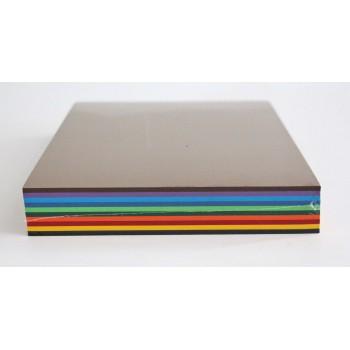 Fotokarton A4 farbig...