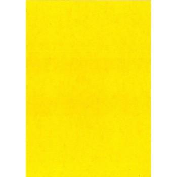 Pressspan - Karton A4 gelb