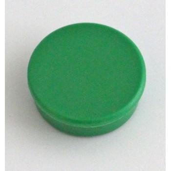 Magnete rund stark 38mm, grün