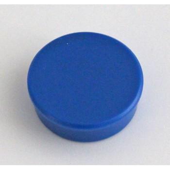 Magnete rund stark 38mm, blau