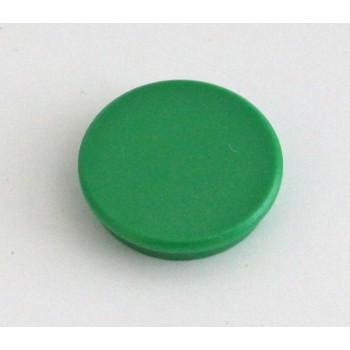 Magnete rund 32mm, grün