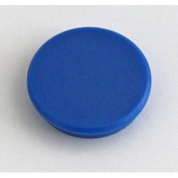 Magnete rund 32mm, blau