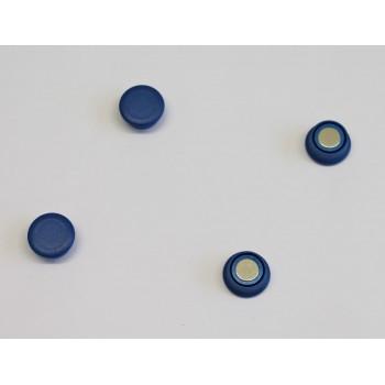 Magnete rund stark 20mm, blau