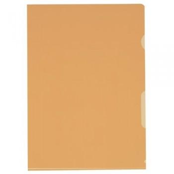 Sichthüllen orange A4, Btl....