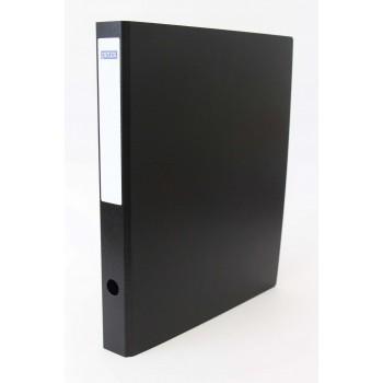 Ringheft Pressspan, schwarz