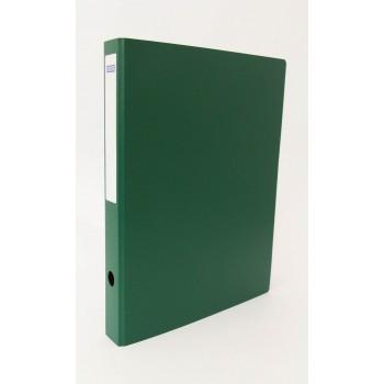 Ringheft Pressspan, grün