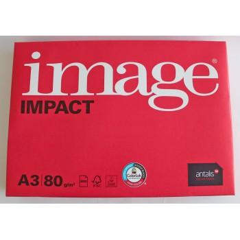 Kopierpapier A3 80gr. Image...
