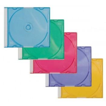 CD-Box, Slim Case für 1 CD
