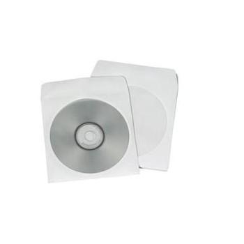 CD-Kuverts mit Fenster,...