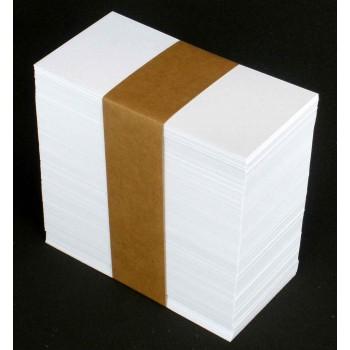 Karteikarten weiss 5x10cm,...