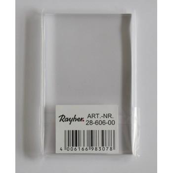 Acrylblock für Stempel...
