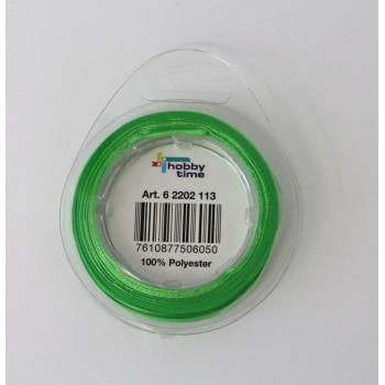Satinband 3mm, hellgrün