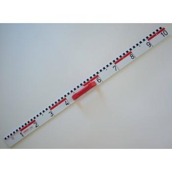 Wandtafel-Lineal magnetisch...