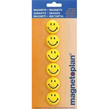 Magnete rund Smile, 30mm...