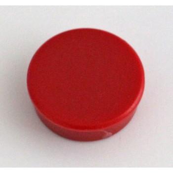 Magnete rund stark 38mm, rot