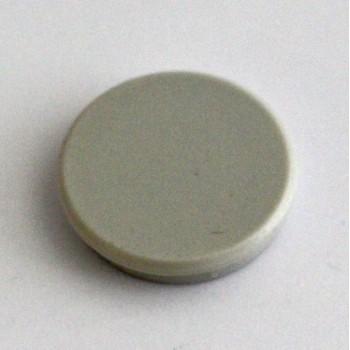 Magnete rund 32mm, grau