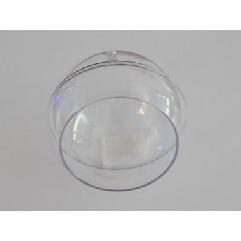 Plexiglas-Kugel glasklar,...