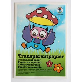 Transparentpapier, Pergamin...