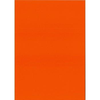 Fotokarton 50 x 70 cm, orange