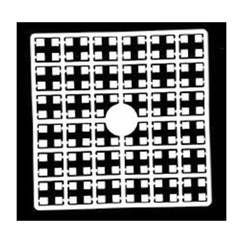 Pixelquadrate mit 140...