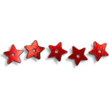 Pailletten-Sterne 5mm, Btl....