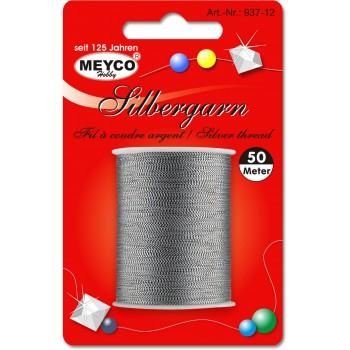 Silbergarn Meyco, Rolle à 50m