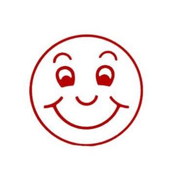 Belohnungsstempel, Smile...