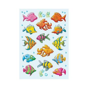 Aufklebe-Bilder Fische