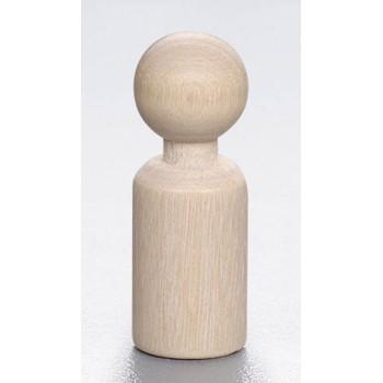 Holzpuppen 47mm, Knabe
