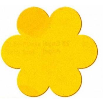 Motiv-Locher gross, Blume