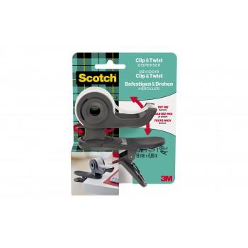 Tischabroller Scotch Clip &...