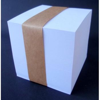 Notizpapier für Zettelbox...