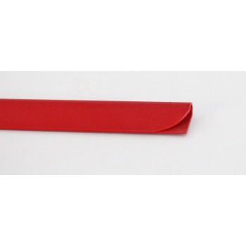 Klemmrücken 3mm, rot