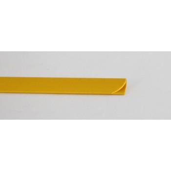 Klemmrücken 3mm, gelb