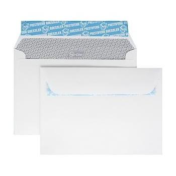 Kuverts weiss ohne Fenster...