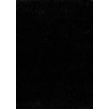 Pressspan - Karton A4 schwarz