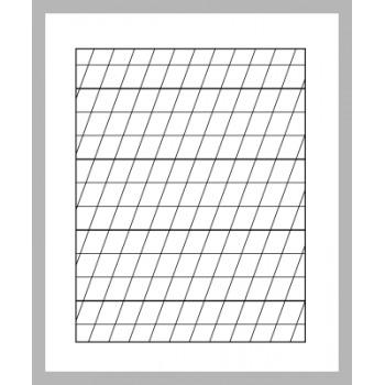 Heftpapier E5, 3x3,5mm...