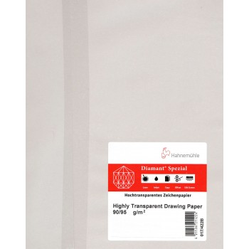 Transparent-Papier 90/95gm2...
