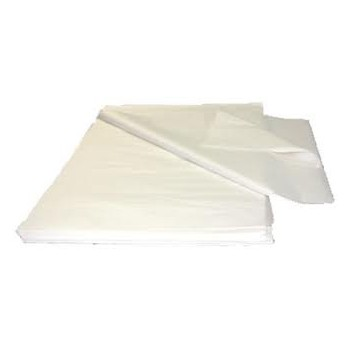 Seidenpapier weiss, Stück
