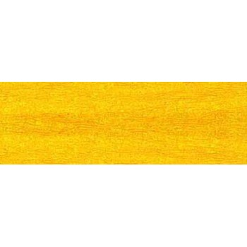 Krepp-Papier gelb