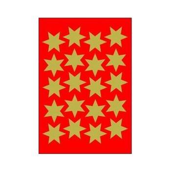 Aufklebe-Bilder Sterne...