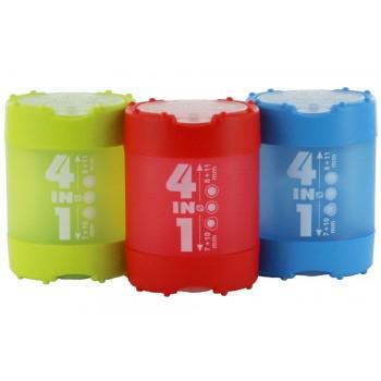 Behälterspitzer Kum 4 in 1