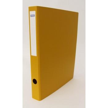Ringheft Pressspan, gelb