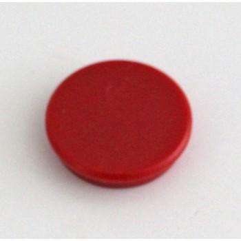 Magnete rund 32mm, rot