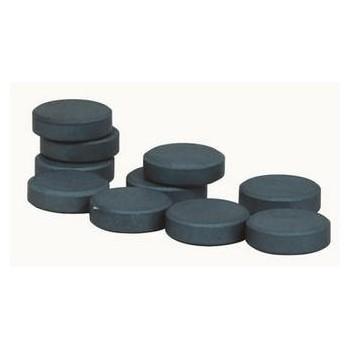 Rohmagnete rund, 18 mm