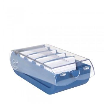 Lernkartei Biella A8, blau
