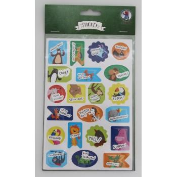"""Sticker """"Belohnung"""", Pk. à 84"""